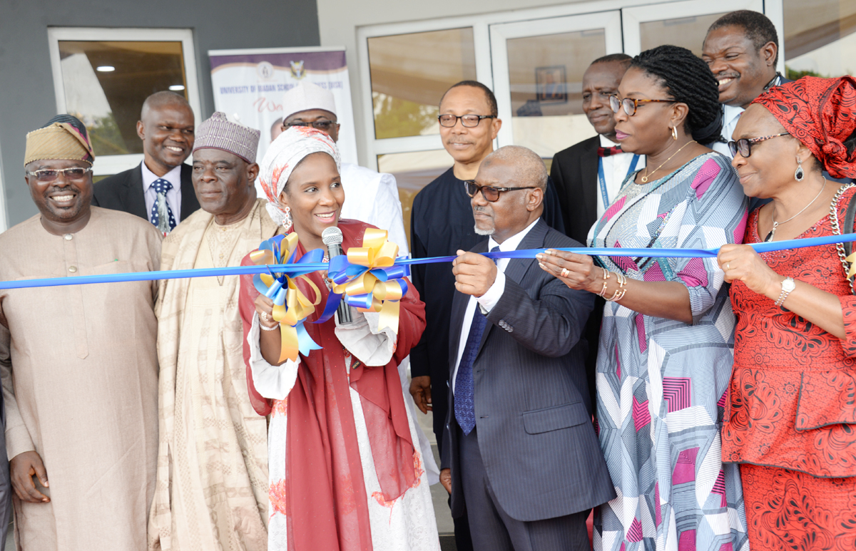 Dangote donates N.3bn business school to University of Ibadan