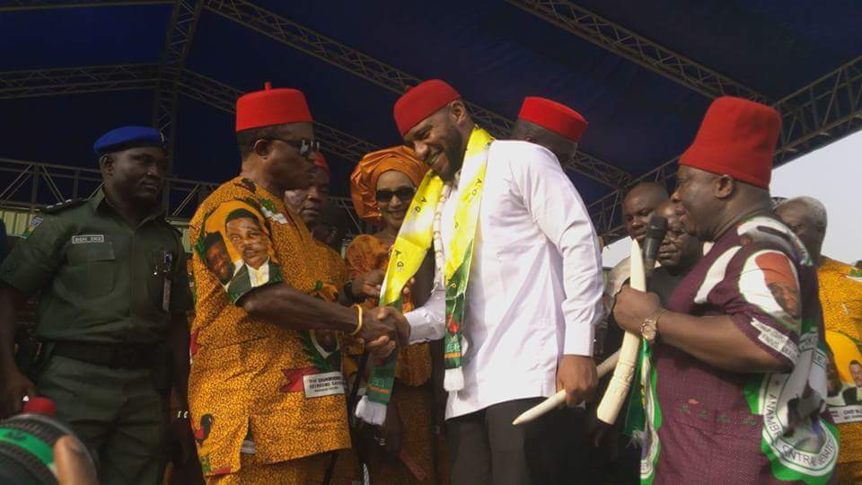 Yul Edochie gets political appointment from Anambra State governor