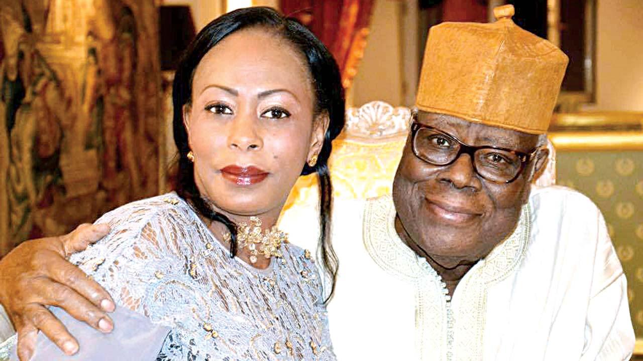 Halima, widow of late billionaire, Fernandez, remarries