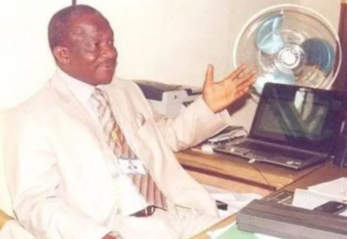 Veteran actor and lecturer, Ignis Ekwe is dead