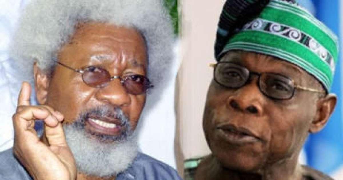 Soyinka accuses Obasanjo of awarding oil blocks in return for sexual gratification