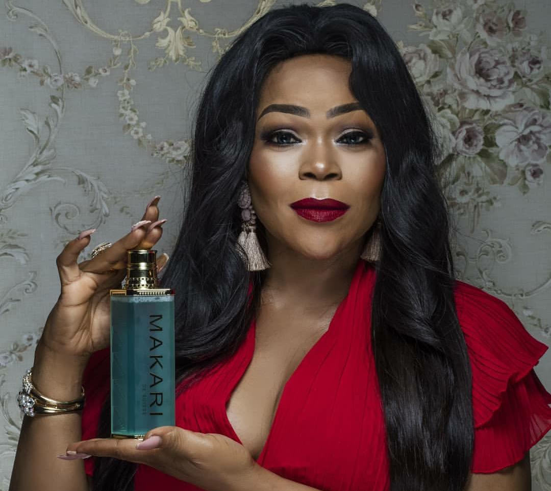 Shaffy Bello named brand ambassador for Makari