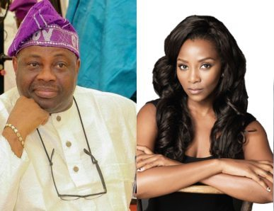 New book uncovers feud between Genevieve Nnaji and Dele Momodu