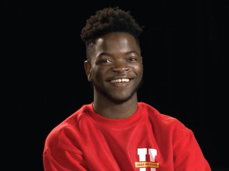 19-year-old Nigerian, Taofeek Abijako shines at NYFW