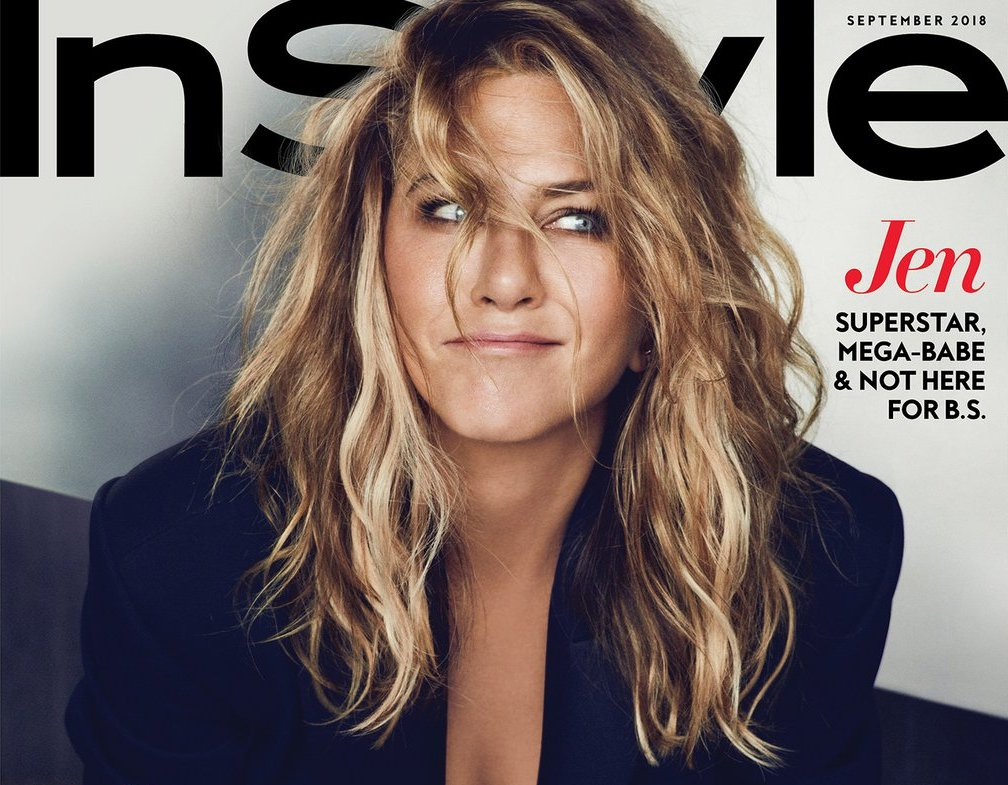 Jennifer Aniston talks misconceptions about her life to Instyle magazine
