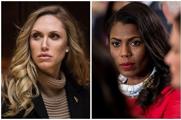 Omarosa releases recording of Lara Trump trying to buy her silence