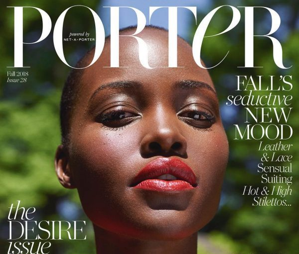 Lupita Nyong'o on challenging beauty standards, avoiding Oscar curse for Porter magazine