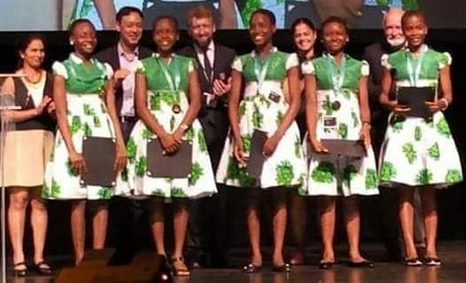 Anambra State school girls win gold in World Technovation Challenge in US