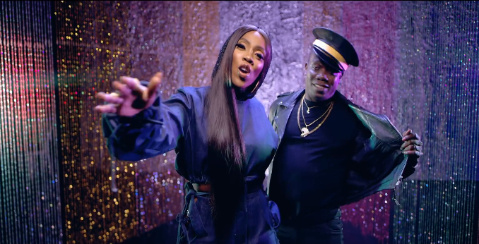 Tiwa Savage and Duncan Mighty's 'Lova Lova' debuts to great applause