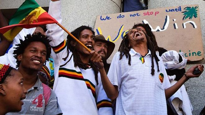 South Africa decriminalises private use of marijuana