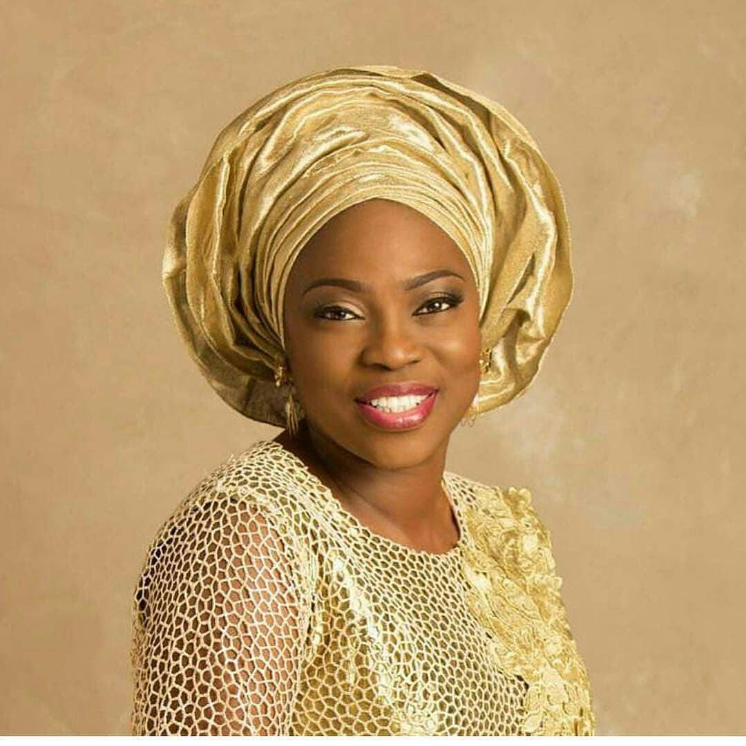 Attempts by Ambode's wife, Bolanle to pacify Tinubu hits brick wall