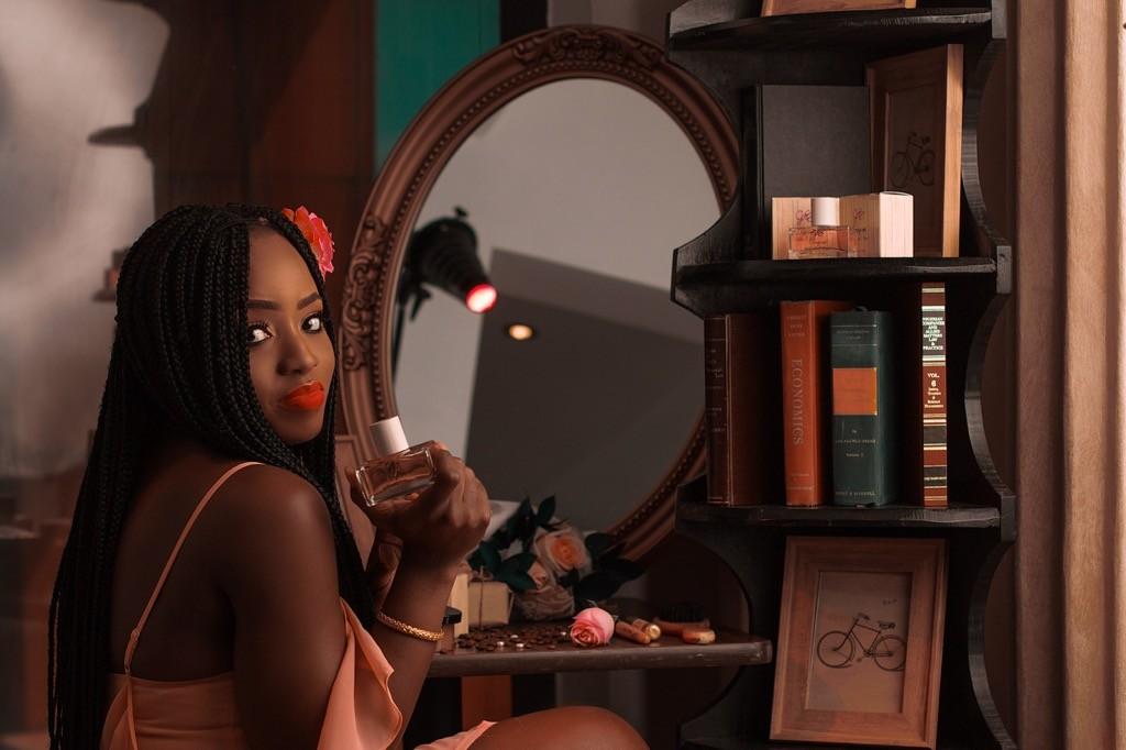 Ex-BBA housemate Geraldine Iheme-Bazuaye launches perfume line