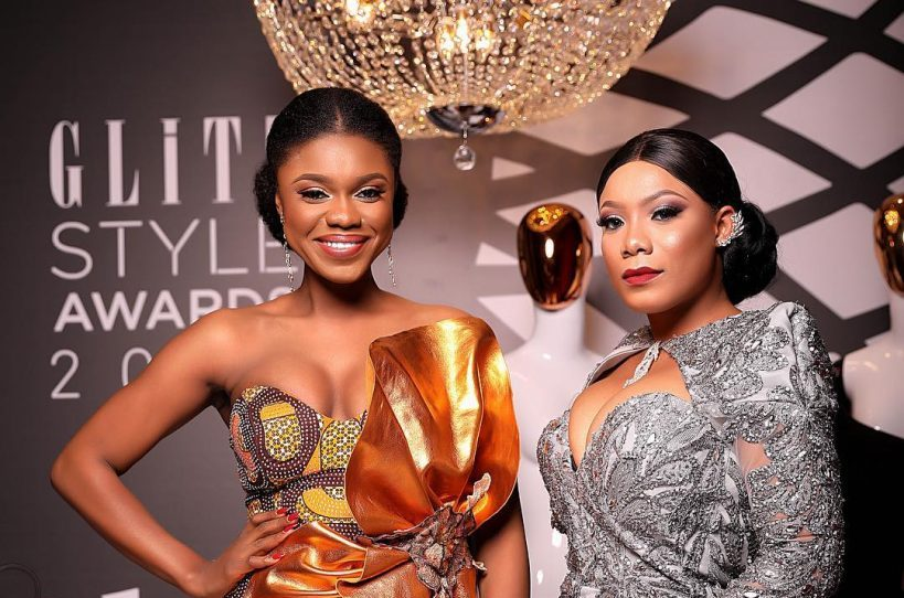Nigerians left out as Ghanaians sweep plaques at Glitz Style Awards