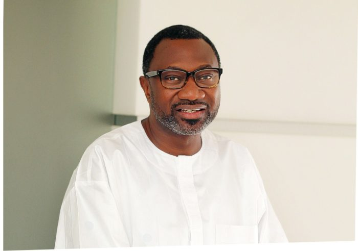 Femi Otedola accepts PDP governorship ticket offer