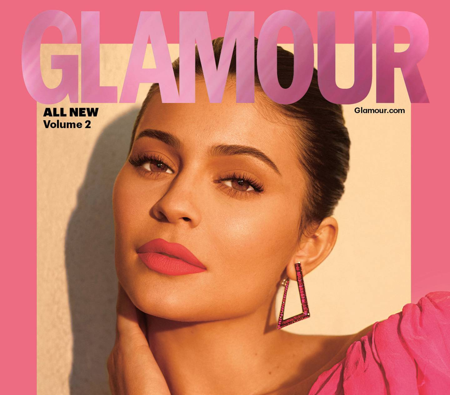 Kylie Jenner is all shades of beautiful for Glamour magazine