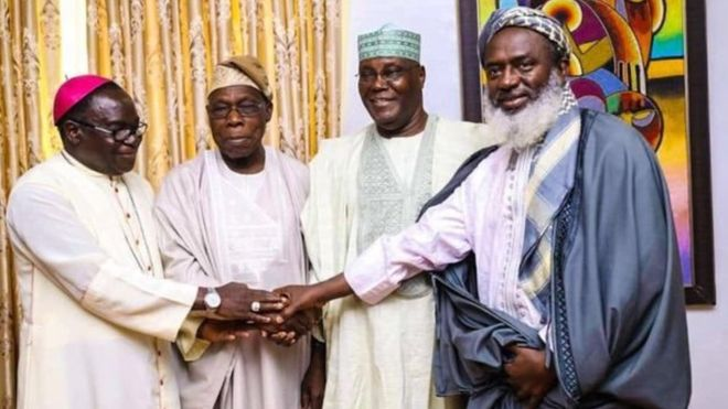 Once Obasanjo decides, it is our duty to follow – Sheikh Gumi