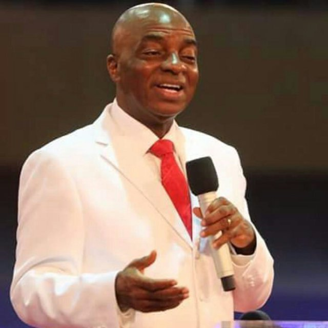 Bishop Oyedepo refutes reports of being denied US entry visa