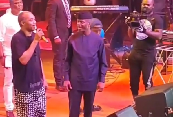 I can't support Osinbajo because of my father – Femi Kuti