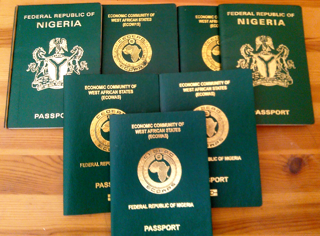 Nigerian passport to have 10 years validity from December