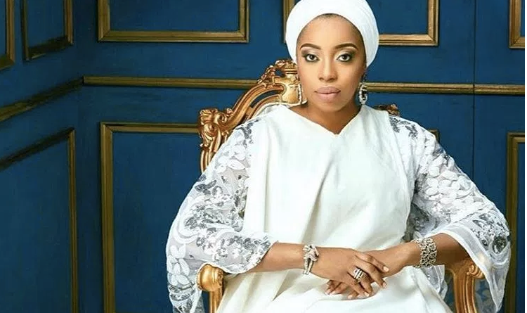 One of Ooni's ex-wife, Zaynab, congratulates him on new marriage