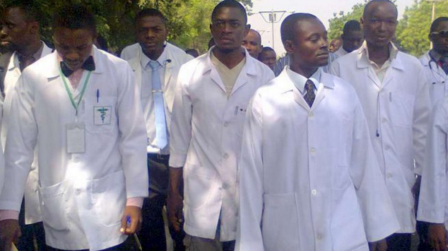 Nigerian doctors kick against FG's plan to invite Chinese medical team