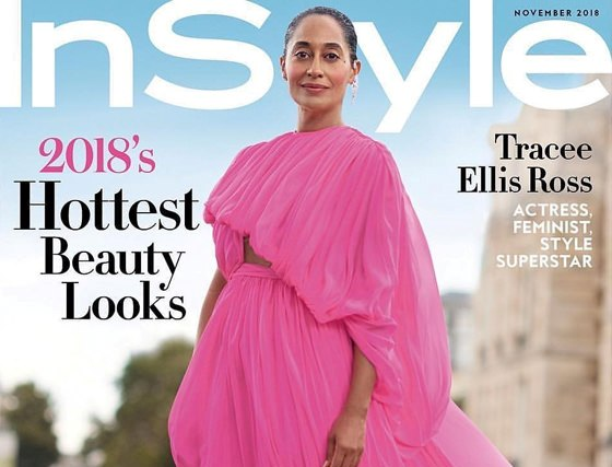 Tracee Ellis Ross discuss her personal life as she covers Instyle magazine