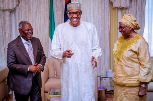 """""""I am ashamed and saddened that Pastor Kumuyi could smile with Buhari"""" – Femi Fani-Kayode"""