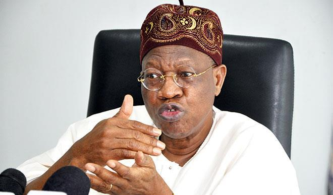 Corruption has been driven under the table – Lai Mohammed