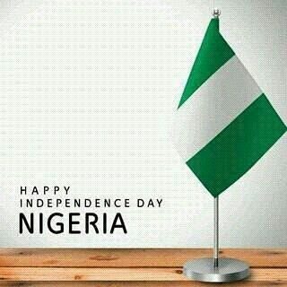 Happy 58th independence anniversary, Nigeria