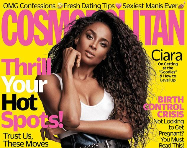 Ciara opens up about her ambition, trolls and getting in shape after birth of daughter