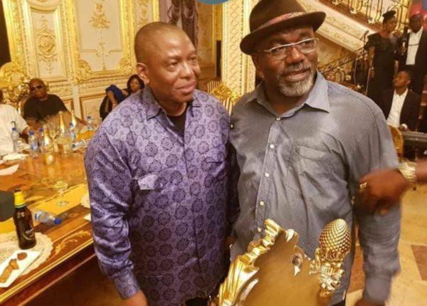 Businessman, Tony Ezena unveils mansion, dwarfs Tinubu's home