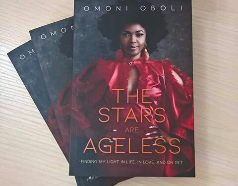 'The Stars Are Ageless: Finding my light in life, in love and on set' by Omoni Oboli