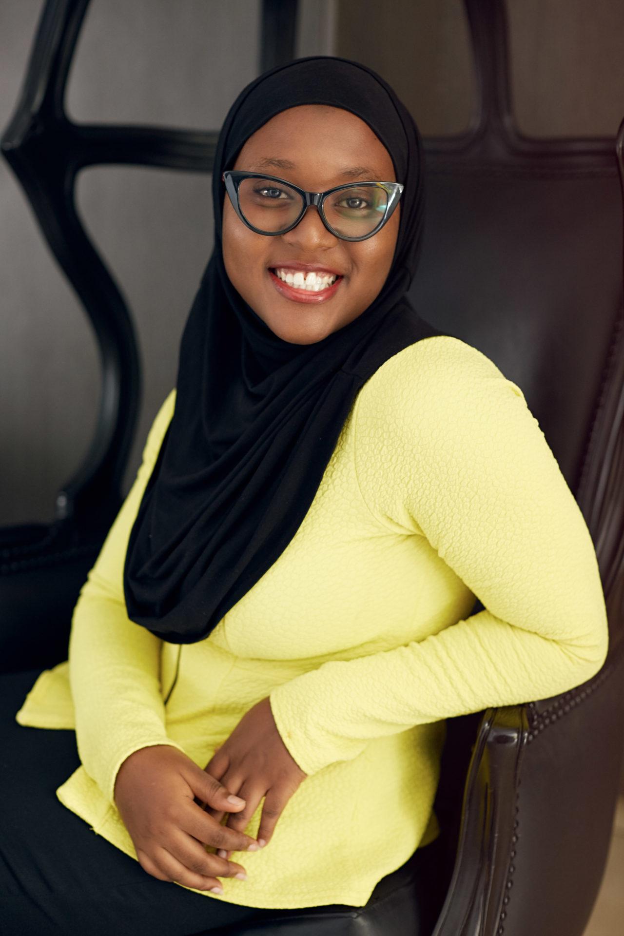 Nigeria to the world: Hauwa Ojeifo wins first MTV EMA Generation Change Award