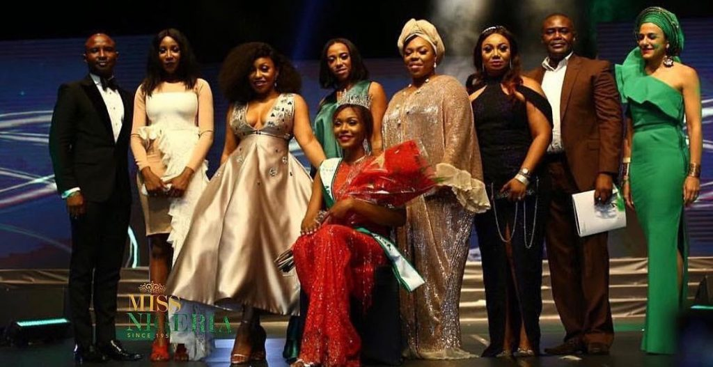 Chidinma Aaron beats 18 other contestants to emerge 2018 Miss Nigeria