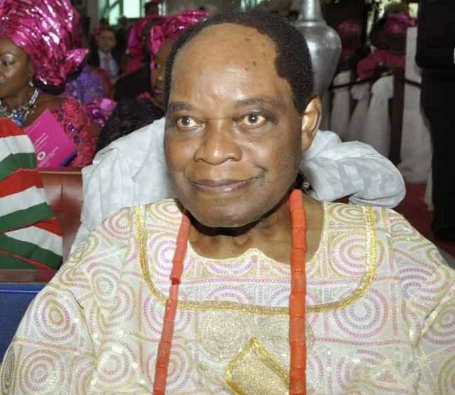 Top Nigerian businessman, Sunny Odogwu dies at 87