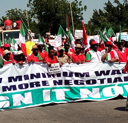 President Buhari endorses N30,000 minimum wage