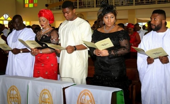 Ekweremadu and family escape alleged assassination attempt