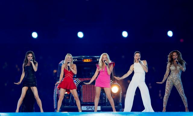 Spice Girls reunite for tour in June, but Beckham won't be joining
