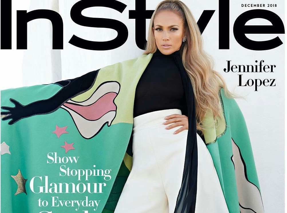 JLO opens up about her relationship with 'ARod' for December issue of Instyle