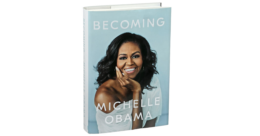 Six takeaways from Michelle Obama's memoir, Becoming