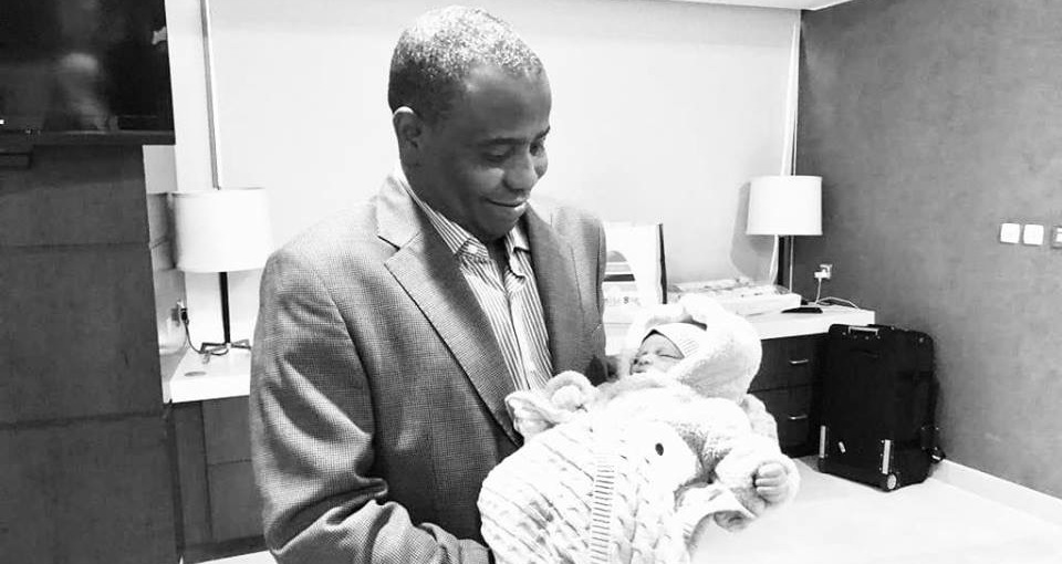 Gov Tambuwal welcomes first child with second wife, Maryam Mairo