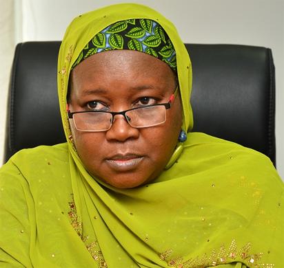 I'm not Buhari's niece, I won't resign – Zakari