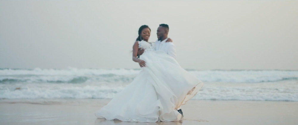 Adekunle Gold reveals why he married Simi in a private ceremony