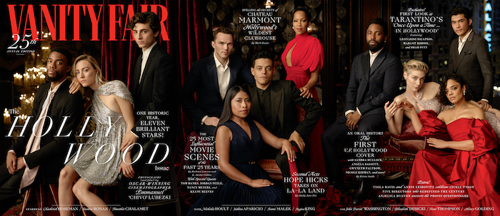 Regina King, Chadwick Boseman and more cover Vanity Fair's Diverse Hollywood Issue