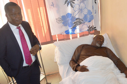 Dino Melaye: Police give update on his health, court trial
