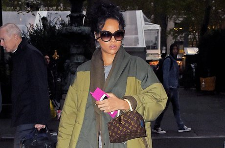Rihanna partners with Louis Vuitton for luxury brand