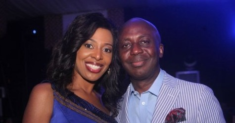 Former MNet MD, Biola Alabi's marriage ends on a sad note