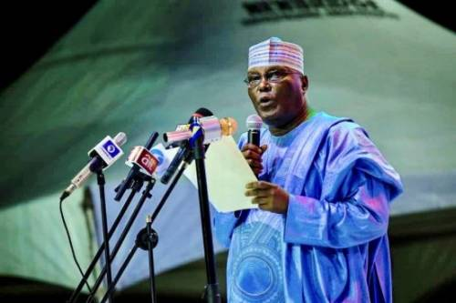 2019 presidential election, not people's will – Atiku