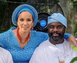Senate president's inlaw, Dapo Ojora ends marriage with wife, Patricia