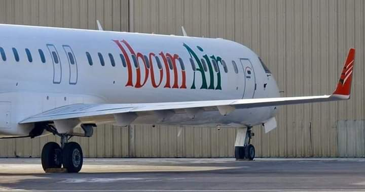Ibom Air expands its fleet with fifth aircraft